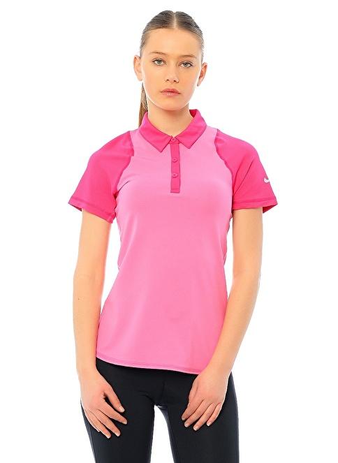 Nike Polo Yaka Tişört Pembe
